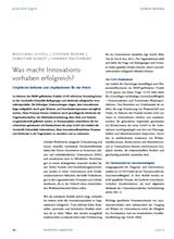 48_Was macht Innovationsvorhaben erfolgreich