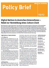Digital Natives in deutschen Unternehmen – Hebel zur Vermeidung eines Culture Clash