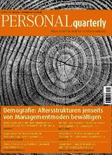 37_Strategischer Partner Human Resources fehlt die institutionelle Verankerung