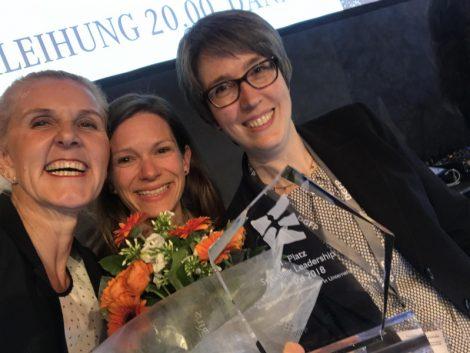 Anne Haker Award