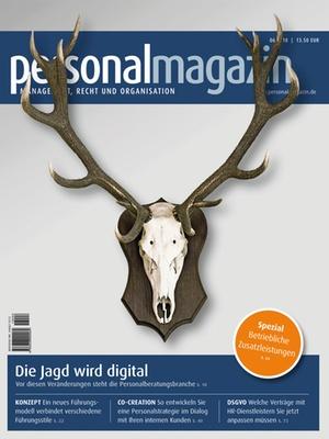 Personalmagazin 06:2018