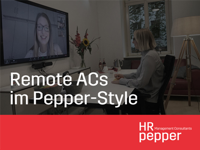 Remote ACs im Pepper Style